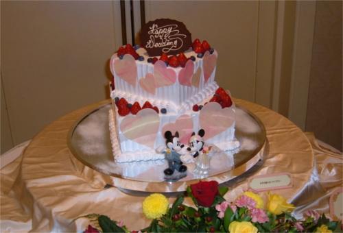 ディズニーの噂・裏技・裏話_1つだけ選ぶなんて無理!ディズニーフェアリーテイルウェディングのケーキまとめ