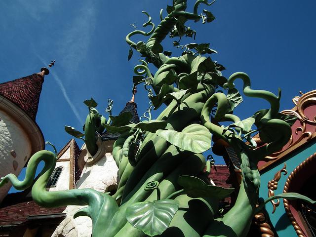 ディズニーの噂・裏技・裏話_ディズニーがあの有名なイギリスの童話「ジャックと豆の木」を映画化