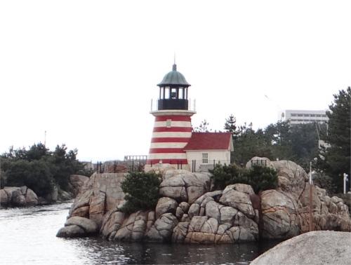 ディズニーの噂・裏技・裏話_ディズニーのトリビア・裏話_ケープコッドにある灯台「ハリケーンポイントライトハウス」