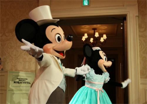 ディズニーの噂・裏技・裏話_時給30万円!?ミッキー・ミニーを披露宴に呼ぶといくらかかるのか