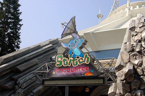 ディズニーの噂・裏技・裏話_「スティッチ・エンカウンター」は香港で9年前には既にオープン!?上映時間もかなり長かった!