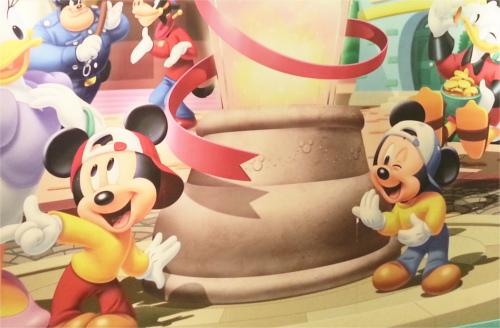 ディズニーの噂・裏技・裏話_ミッキーマウスにはかわいい甥っ子がいる