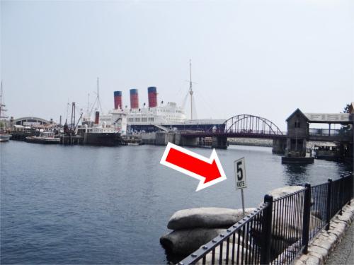 ディズニーの噂・裏技・裏話_ディズニーシーの海は制限速度が設けられている
