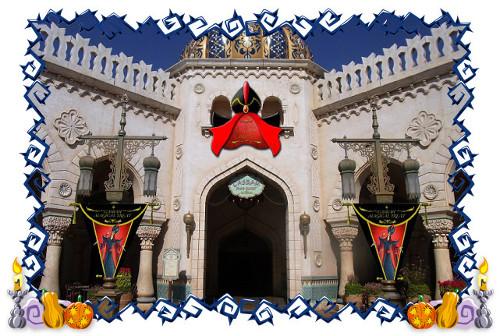 ディズニーの噂・裏技・裏話_アラビアンコーストの「カスバ・フードコート」がジャファーにジャックされる