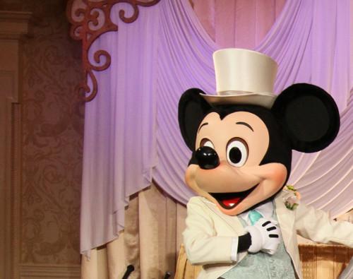 ディズニーのトリビア・裏話_ディズニーウェディングでミッキー・ミニーの料金が大幅値上げ