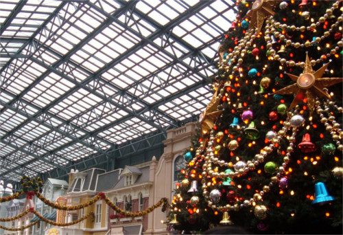 ディズニー雑学・トリビア・裏話_10年前のクリスマス・ファンタジーの景色を振り返り_1