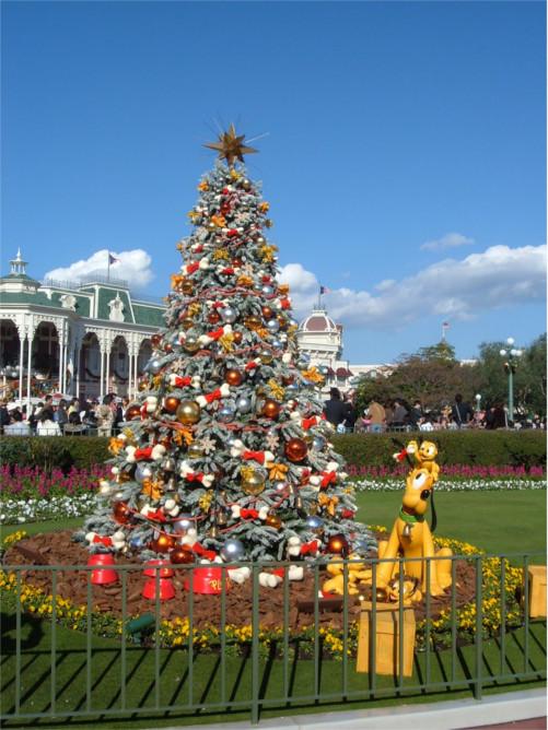 ディズニー雑学・トリビア・裏話_10年前のクリスマス・ファンタジーの景色を振り返り_2