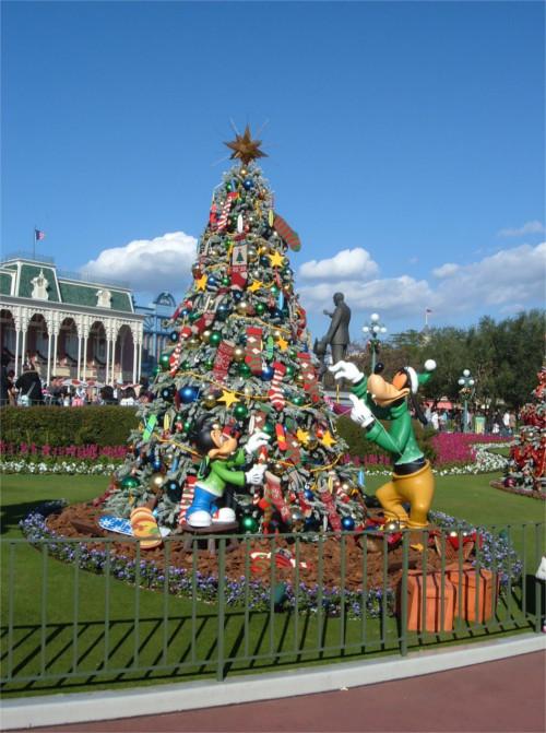 ディズニー雑学・トリビア・裏話_10年前のクリスマス・ファンタジーの景色を振り返り_3