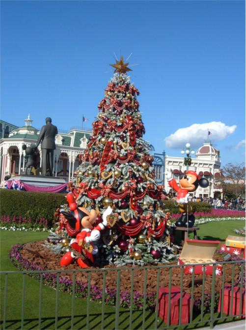 ディズニー雑学・トリビア・裏話_10年前のクリスマス・ファンタジーの景色を振り返り_4