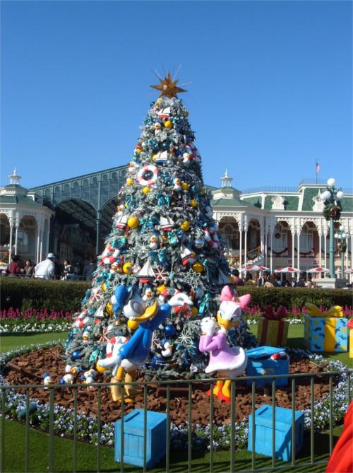 ディズニー雑学・トリビア・裏話_10年前のクリスマス・ファンタジーの景色を振り返り_5