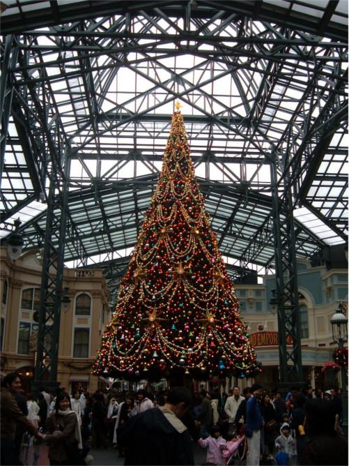 ディズニー雑学・トリビア・裏話_10年前のクリスマス・ファンタジーの景色を振り返り_6