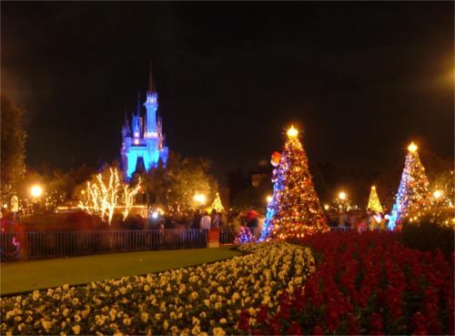 ディズニー雑学・トリビア・裏話_10年前のクリスマス・ファンタジーの景色を振り返り_7