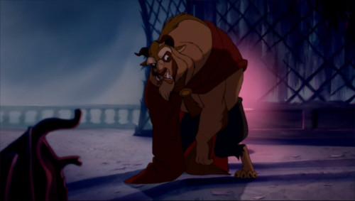 「美女と野獣」のキャラクターのビフォーアフターをチェック