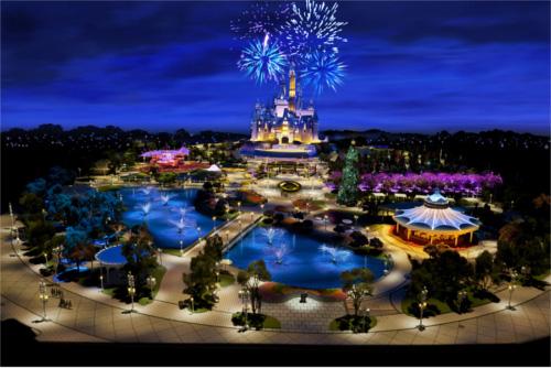 ディズニー雑学・トリビア・裏話_偽ディズニーを排除!中国政府が上海ディズニーランドを支援