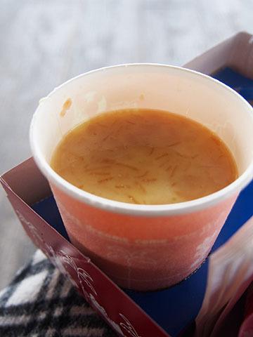 心も体もあったまる!ディズニーで飲みたいホットドリンク5選_みそクリームスープ