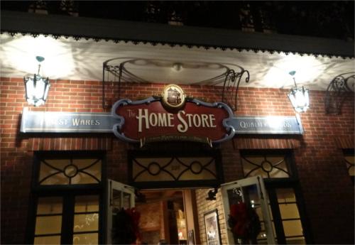 ディズニー雑学・トリビア・裏話_ディズニーランドの「ホームストア」に隠れウォルト・ディズニー