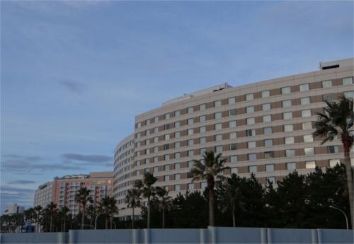 ディズニーリゾートのオフィシャルホテル