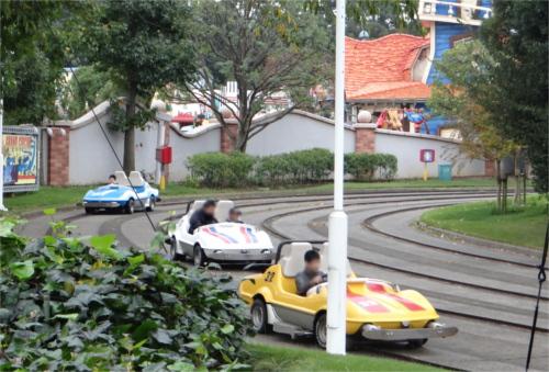 ディズニーで絶対に無くしてはいけないアトラクション「グランドサーキットレースウェイ」