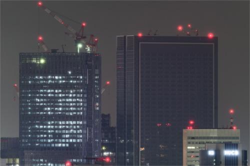 60m以上の建物は航空障害灯の設置を義務付け