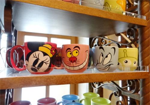 ディズニーリゾートでイチオシのグッズランキングTOP10_マグカップ