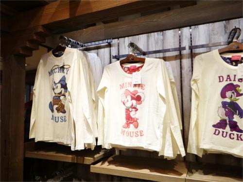 ディズニーリゾートでイチオシのグッズランキングTOP10_Tシャツ2