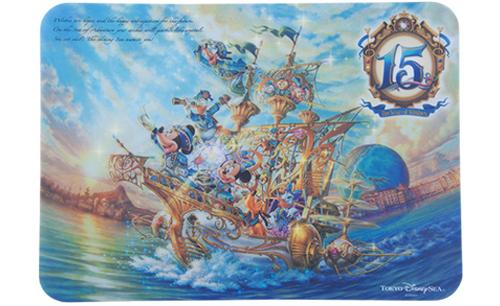 ディズニーシー15周年イベントのグッズが4/11から販売開始_7
