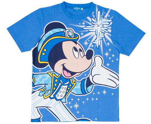 ディズニーシー15周年記念のTシャツがかわいくて全部欲しくなってくる_1