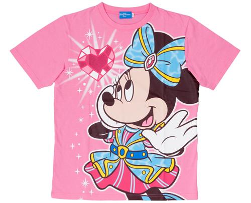 ディズニーシー15周年記念のTシャツがかわいくて全部欲しくなってくる_2