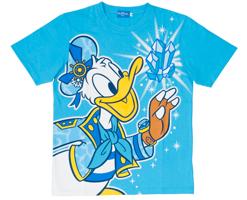 ディズニーシー15周年記念のTシャツがかわいくて全部欲しくなってくる_3
