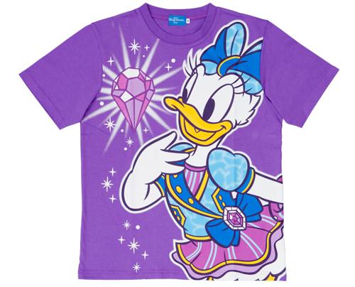 ディズニーシー15周年記念のTシャツがかわいくて全部欲しくなってくる_4