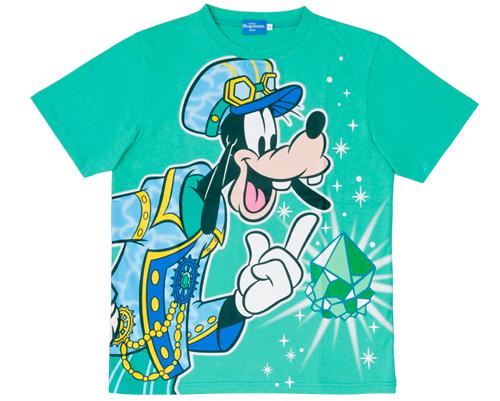 ディズニーシー15周年記念のTシャツがかわいくて全部欲しくなってくる_5