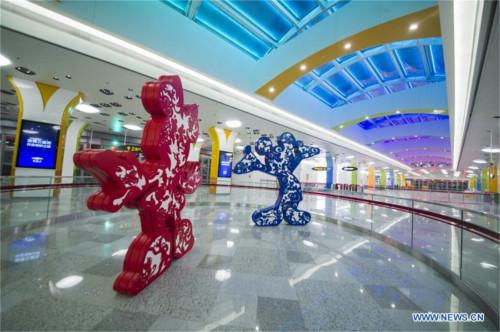 上海ディズニーの地下鉄駅「ディズニー・リゾート駅」が運行開始_2