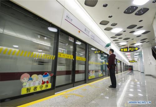 上海ディズニーの地下鉄駅「ディズニー・リゾート駅」が運行開始_5
