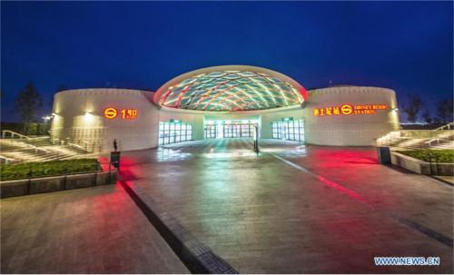 上海ディズニーの地下鉄駅「ディズニー・リゾート駅」が運行開始_6