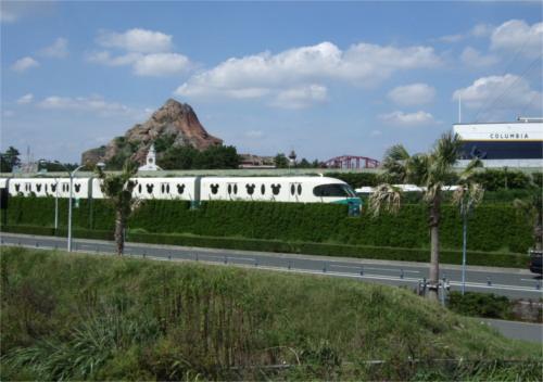 ディズニーリゾートラインで一番乗車数が多い駅はどこ_1