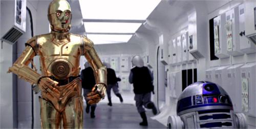 C-3POとR2-D2のモデルになったのは黒澤映画「隠し砦の三悪人」のキャラクター_1