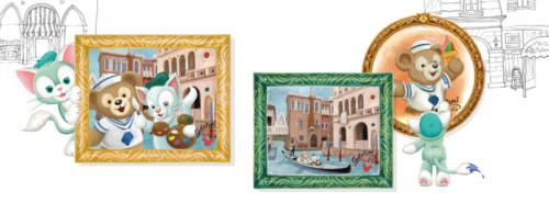 ジェラトーニが描いた絵が楽しめる「ジェラトーニのアルテ・イン・ピアッツァ」を期間限定で公開決定_3