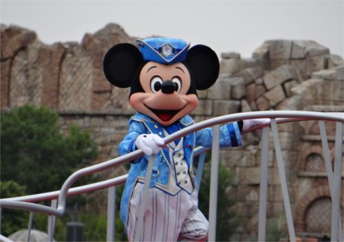 ディズニーキャラクター図鑑_ミッキー(ディズニーシー15周年)