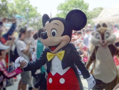 ディズニーキャラクター図鑑_ミッキーマウス(ノーマル)