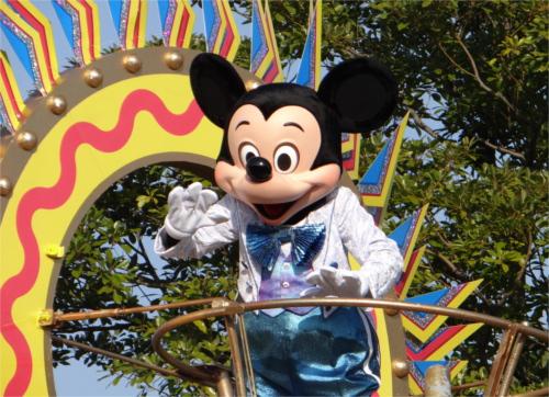 ディズニーキャラクター図鑑_ミッキーマウス(ジュビレーション)
