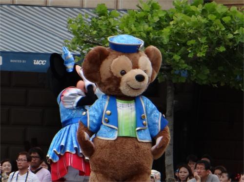 ディズニーキャラクター図鑑_ダッフィー2