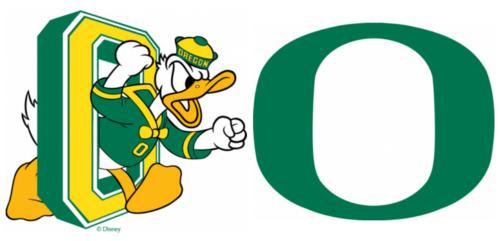 ドナルドダックがオレゴン大学の公式マスコットになった理由