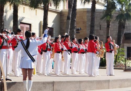 アマチュア団体の演奏が楽しめる「ミュージック・フェスティバル・プログラム」