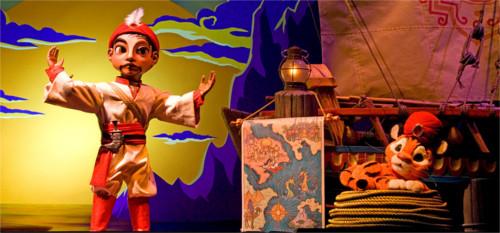 ディズニーキャラクター図鑑_チャンドゥの歴史(シンドバッド・ストーリーブック・ヴォヤッジ)
