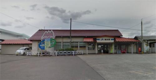 鳥取県の浦安駅_1