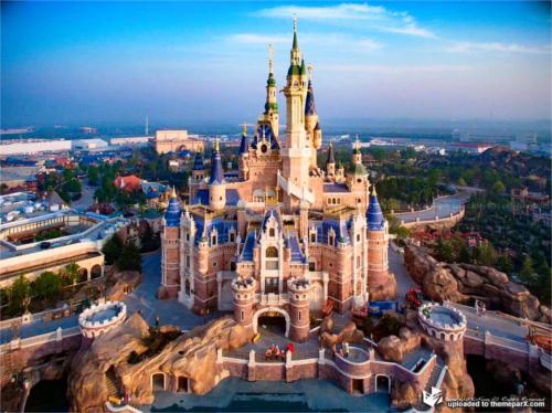 世界で最も城が高いのはどこのパーク_1