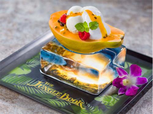 【期間限定】アンバサダーホテルで芸術的な「ジャングルブック」デザート!ちょっと高いけどうれしいプレゼント付き_2