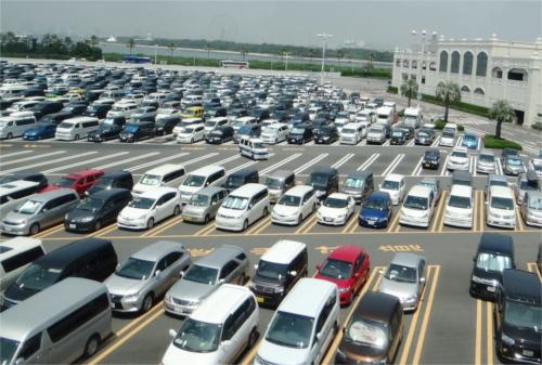 ディズニーリゾートの駐車場で車の接触事故が起きない理由