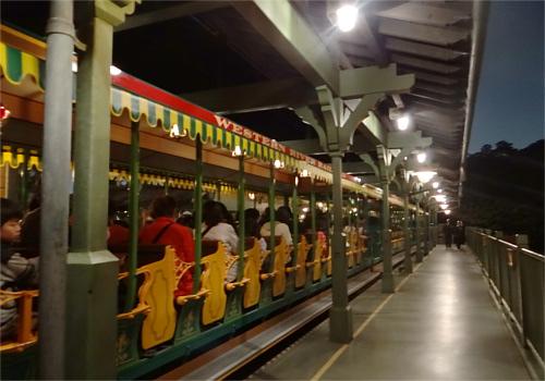 ウエスタンリバー鉄道の蒸気機関車の名前