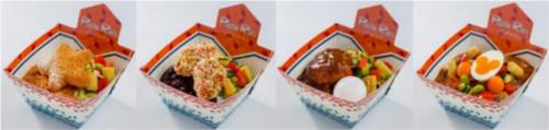 宇宙で人気のレストラン「プラズマ・レイズ・ダイナー」が日本初上陸_メインメニュー